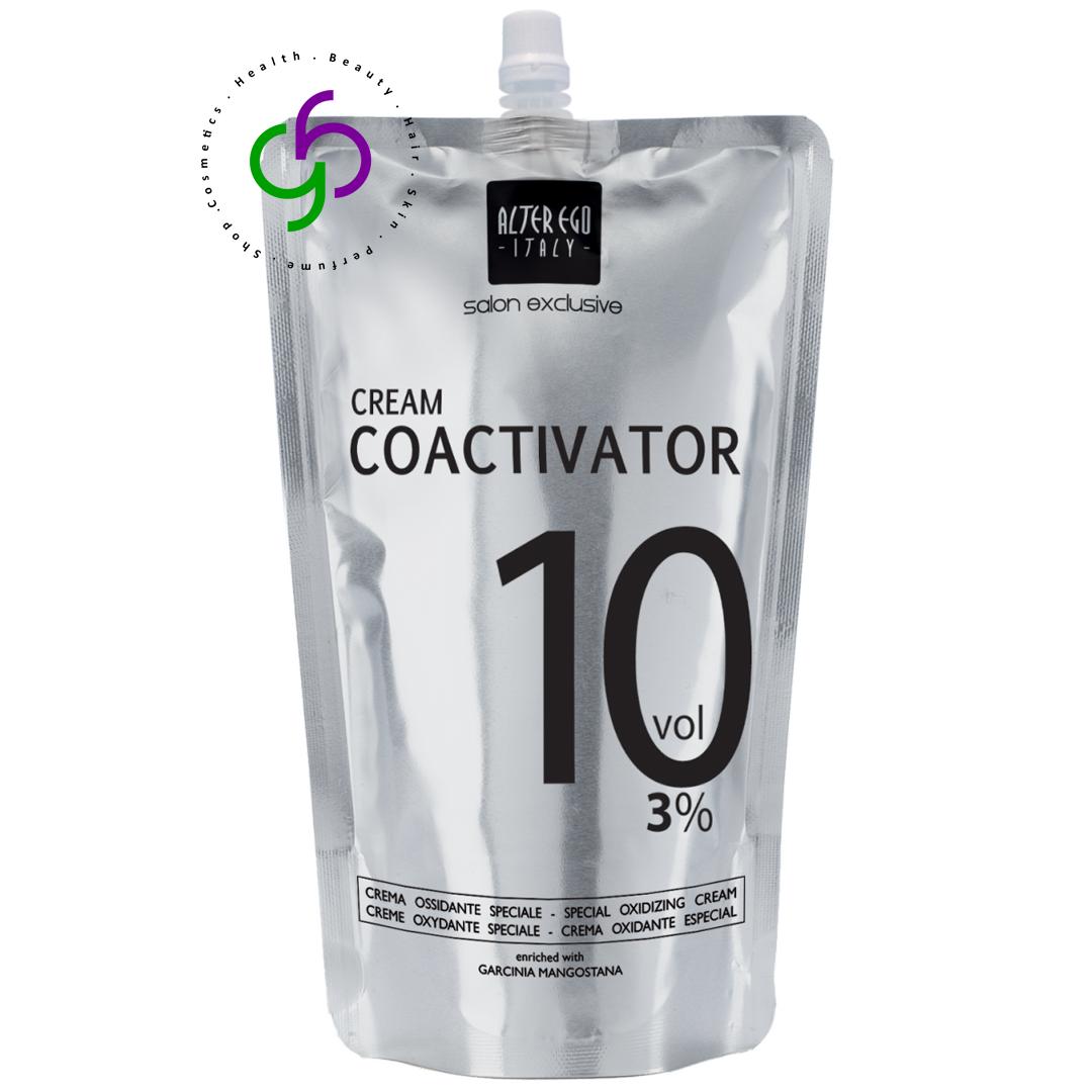 اکسیدان کرمی کواکتیواتور ولوم ۱۰، ۳٪