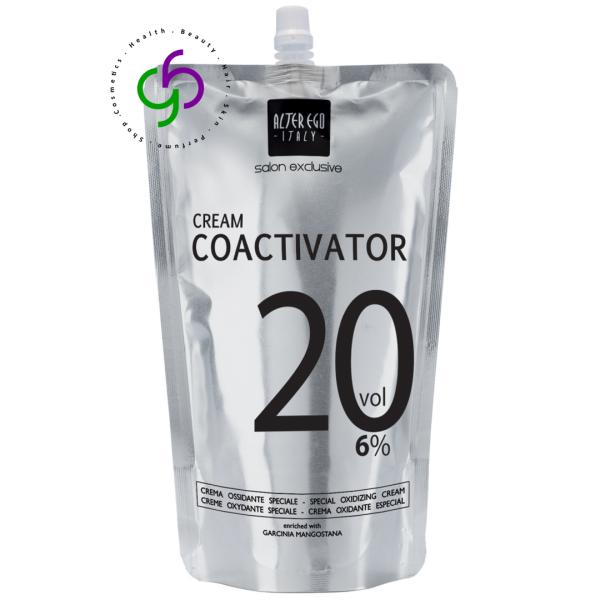 اکسیدان کرمی کواکتیواتور ولوم۲۰-۶٪